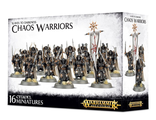 Warhammer AoS: Chaos Warriors Regiment
