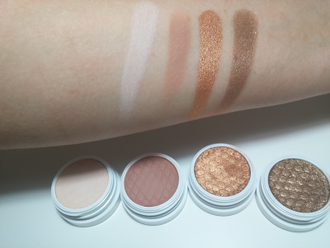ColourPop Набор теней ColourPop Where The Light Is