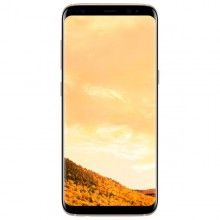 Samsung Galaxy S8+ 64Gb Желтый топаз RU