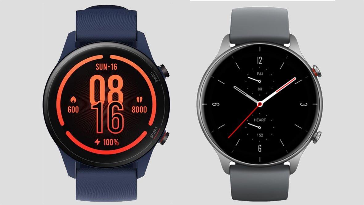 Xiaomi Mi Watch или Amazfit GTR 2e - как сделать правильный выбор