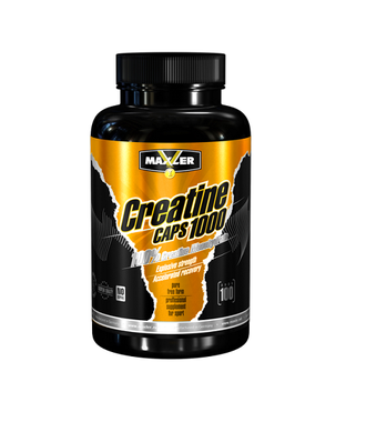 Creatine CAPS 1000 (Maxler)