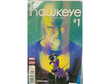 All new Hawkeye #1(2015)