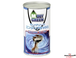 Промывка Moly Green Engine Flush 5 мин. (Япония)