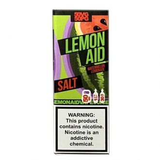 Lemon aid SALT Watermelon lemonade 30мл 30мг