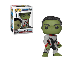 Купить Фигурку Funko Pop Фанко Поп Marvel: Avengers End Game: Hulk