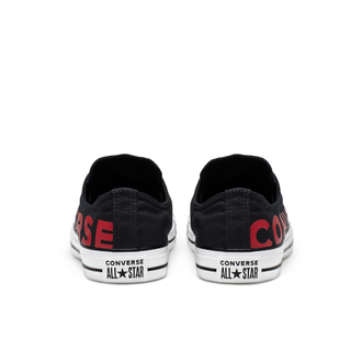 Кеды Converse Chuck Taylor All Star Wordmark Low Top черные