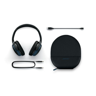 Bose Soundlink Around Ear Wireless II Black в soundwavestore-company.ru