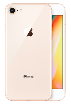 Apple iPhone 8 256gb Gold - A1905