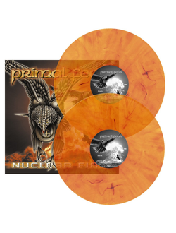 PRIMAL FEAR - Nuclear fire 2-LP