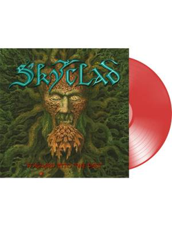 SKYCLAD - Forward Into The Past LP RED