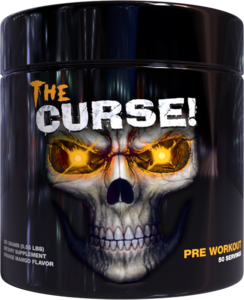 (Cobra Nutrition) The Curse - (250 гр)
