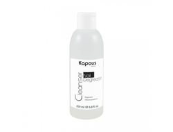 Kapous Professional Обезжириватель Cleanser Nail Degreaser, 200 мл