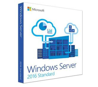 Microsoft Windows Server Standard 2016 64Bit Russian Russia Only DVD 10 Client P73-07081