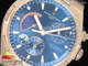 Overseas Dual Time Power Reserve RG TWA Best Edition Blue Dial