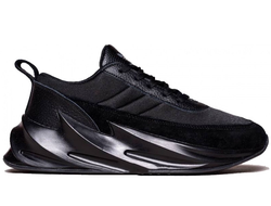КРОССОВКИ ADIDAS SHARKS ALL BLACK