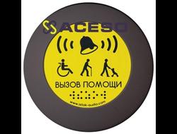 Кнопка ПУЛЬСАР  вызова персонала универсальная (Аа)