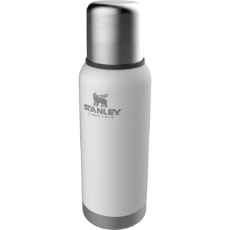 Термос STANLEY ADVENTURE Vacuum Bottle 0.73L белый