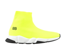 Balenciaga Speed trainer желтые