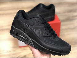 Кроссовки NIKE AIR MAX 90 MESH all black