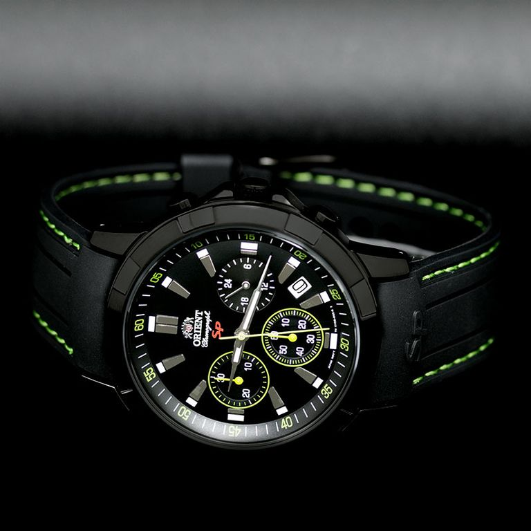 cdc8fcfc Мужские японские наручные часы Orient KV00006B купить в интернет ...