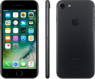 Apple iPhone 7 - Black