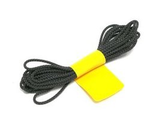 String, Cord Poly 1.2mm Thickness - 180cm 42042, Black (21478 / 6116684)