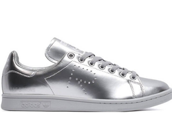 Adidas Raf Simons Stan Smith Серебро (36-40) Арт. 373M-A