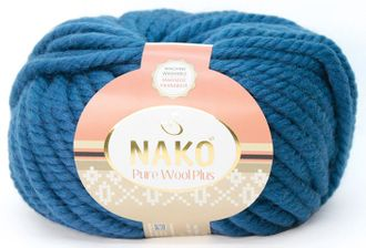 Nako Pure Wool Plus цвет 10093