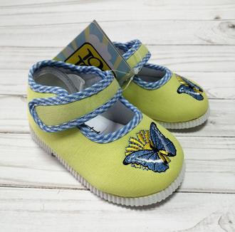 Туфли для девочки (Артикул 71381)