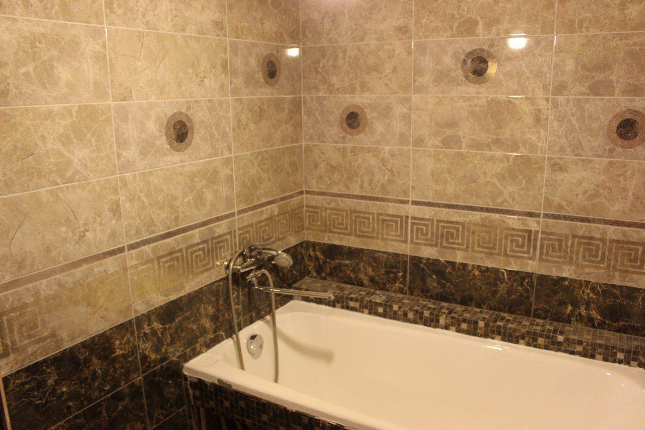 ремонт ванной под ключ в Минске