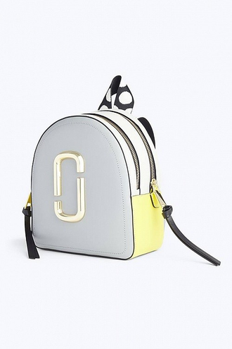 MARC JACOBS The Pack Shot ROCK GREY MULTI
