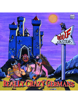 Adolf Castle - Really Crazy Germans LP
