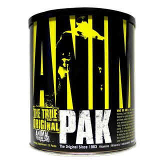 Animal Pak Universal Nutrition 15 пакетов