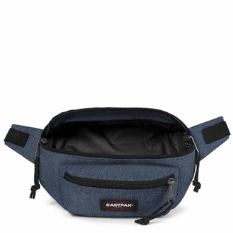 Сумка на пояс Eastpak Doggy Double Denim
