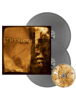 THERION Vovin 2-LP silver +CD
