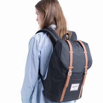 Рюкзак Herschel Retreat Black/Black