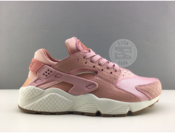 Nike Huarache Light Pink (36-40) Арт: 008F