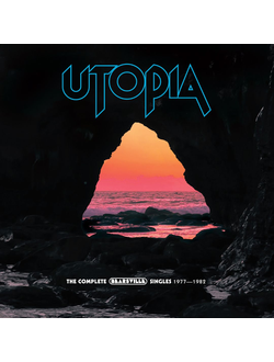 UTOPIA - THE COMPLETE BEARSVILLE SINGLES 1977-1982 2-LP