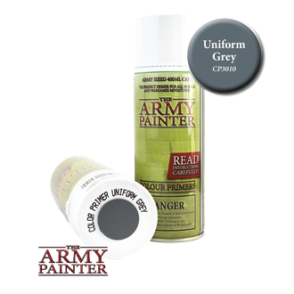 The Army Painter: Colour Primer - Uniform Grey