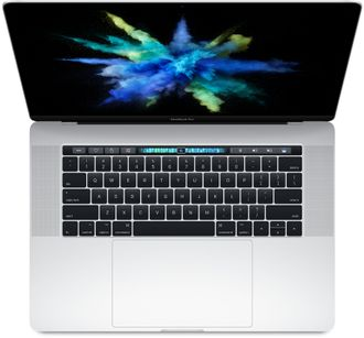 Apple MacBook Pro 15 Retina Touch Bar MPTU2 Silver