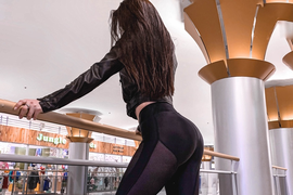 Лосины Oy - Vsyo Leggins Black