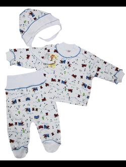 Комплект для мальчика (Артикул 650-093)