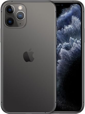 Apple iPhone 11 Pro Max 512Gb Space Gray (Серый Космос) US