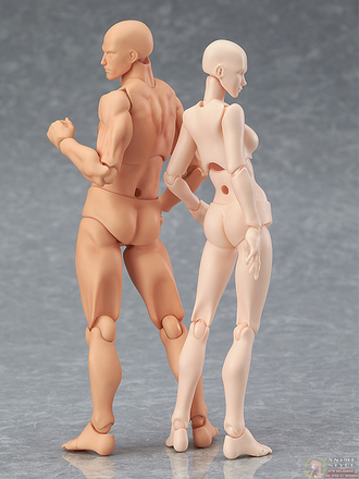 Фигурка фигма (FIGMA ARCHETYPE NEXT: SHE - FLESH COLOR VER.)