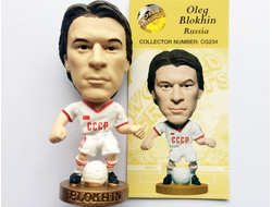 Пластиковый Oleg Blokhin (National Team) (Cor)