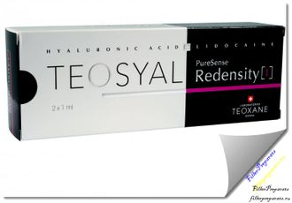 TEOSYAL PURESENSE REDENSITY 1 3ML