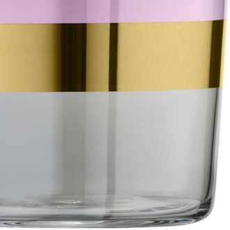 Набор из 2 стаканов Bangle Tumbler 310ml Rose x 2