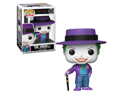 Купить Фигурка Funko POP! Vinyl: DC: Batman 1989:Joker w/Hat w/Chase 47709