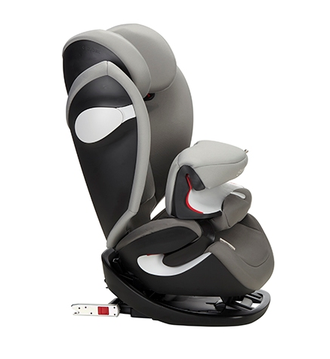 Cybex Pallas M-Fix Pepper Black
