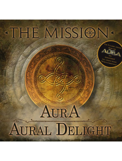 The Mission - Aura / Aural Delight 2CD Digi